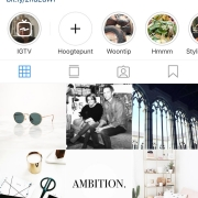 Instagram marketing 9 tips feed
