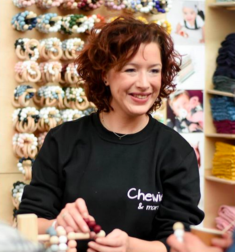 Interview met girlboss Christine van Chewies & More